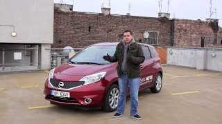 (ENG) Nissan Note Tekna 1.5 dCi - Test Drive and Review