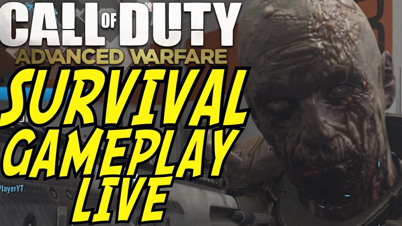 call of duty advanced warfare exo survival gameplay 30