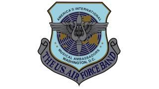 Strauss Waltz Medley - Johann Strauss Jr - US Air Force Band