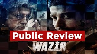 Public Review of Wazir