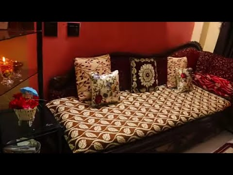 Small Living Room Makeover || Indian living room decoration || MAKEOVER AND DECORATION IDEAS