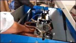 Станок для пропитки террасной доски (декинга) TUNNEL DECKING