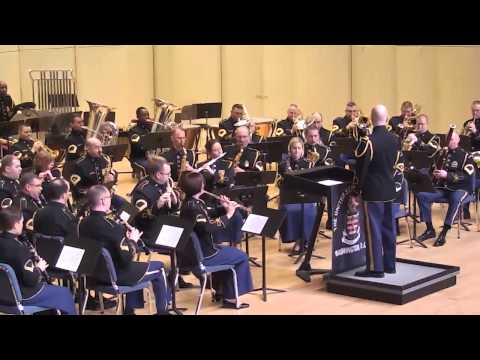 """Third Army March"" performed by The United States Army Band ""Pershing"