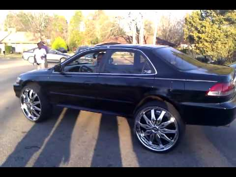 Honda On 26 S Dub Famous Youtube