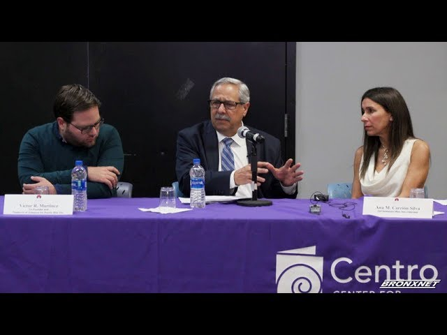 Panel Discussion: PR Voices Season 4 | Bronx Currents