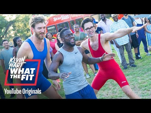 Bonus s: Kevin's Sneak Attack Fail  Kevin Hart: What The Fit  Laugh Out Loud Network