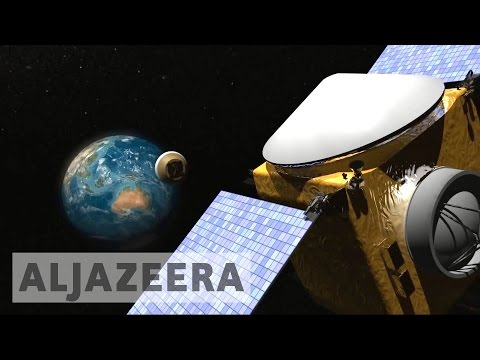 NASA set to launch asteroid mission