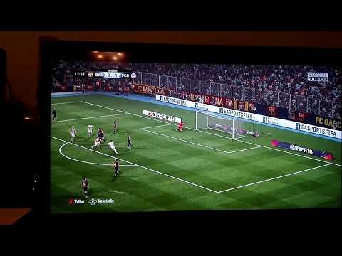 Robben do Aço!! FIFA 18
