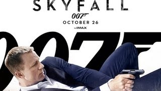 A Scathing Skyfall Review by Sam Seder