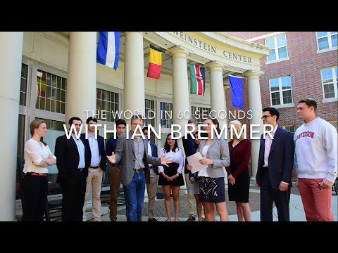 Around the world with Davidson College