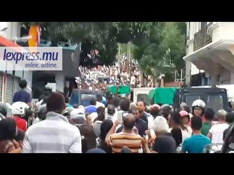 Violences au n°3: SSU et hélico mobilisés