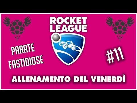 PARATE DIFFICILI - Rocket League ALLENAMENTO ITA [#11] thumbnail
