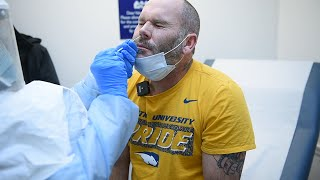 Inside Syracuse's first coronavirus testing site: Runny nose, fever and anxiety