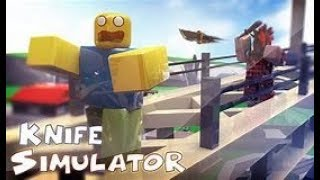 Knife Simulator *rage* - ROBLOX