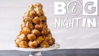 Hazelnut Croquembouche Recipe | Big Night In
