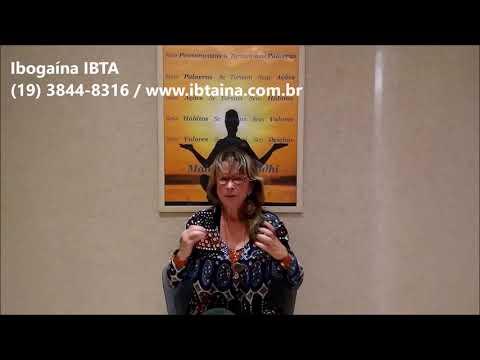 Tratamento com ibogaína IBTA - Depoimento Sara