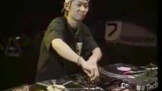 DJ Kentaro - DMC World Championship 2001