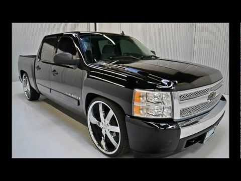 2008 Chevy Silverado Lowered Truck For Sale