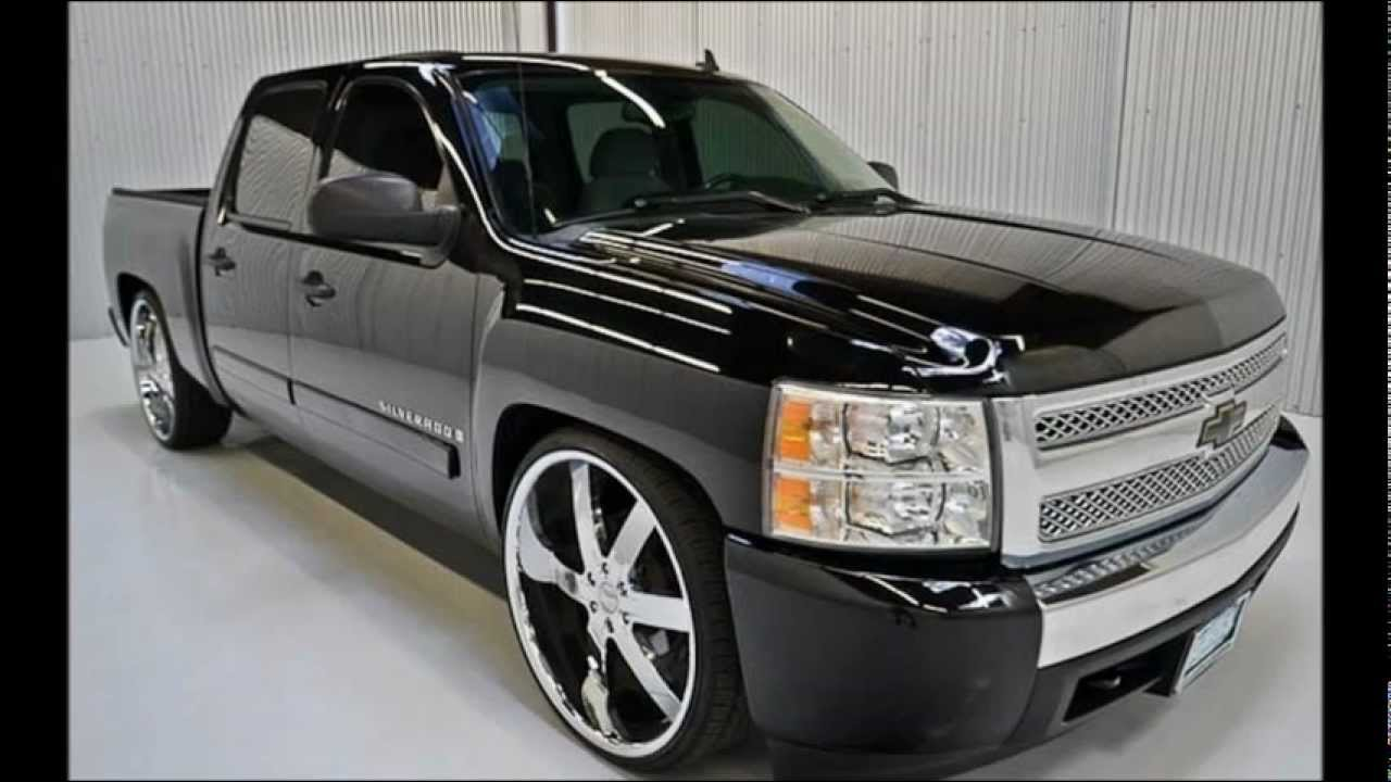 2008 Chevy Silverado Lowered Truck For
