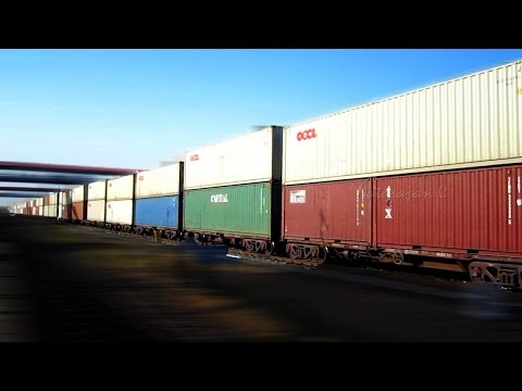 Indian Railways Freight in Action : 75 Locomotives & 38 Trains...