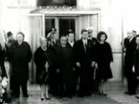 February 19, 1963 - Venezuelan President Romulo Betancourt visit President John F. Kennedy