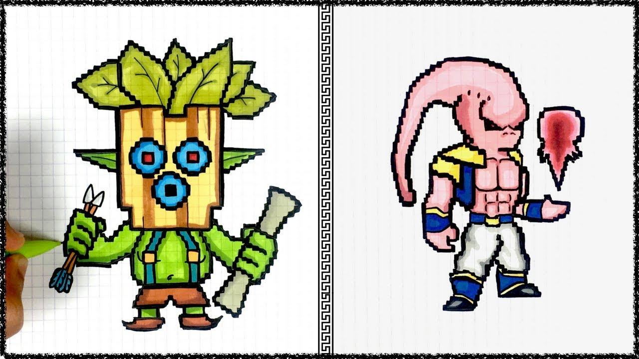 Transformer Mes Faux En Vrais Pixels Arts