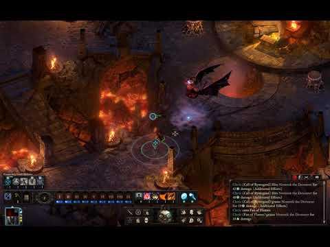 Pillars of Eternity II  Deadfire Solo Priest vs Nemnok PoTD |