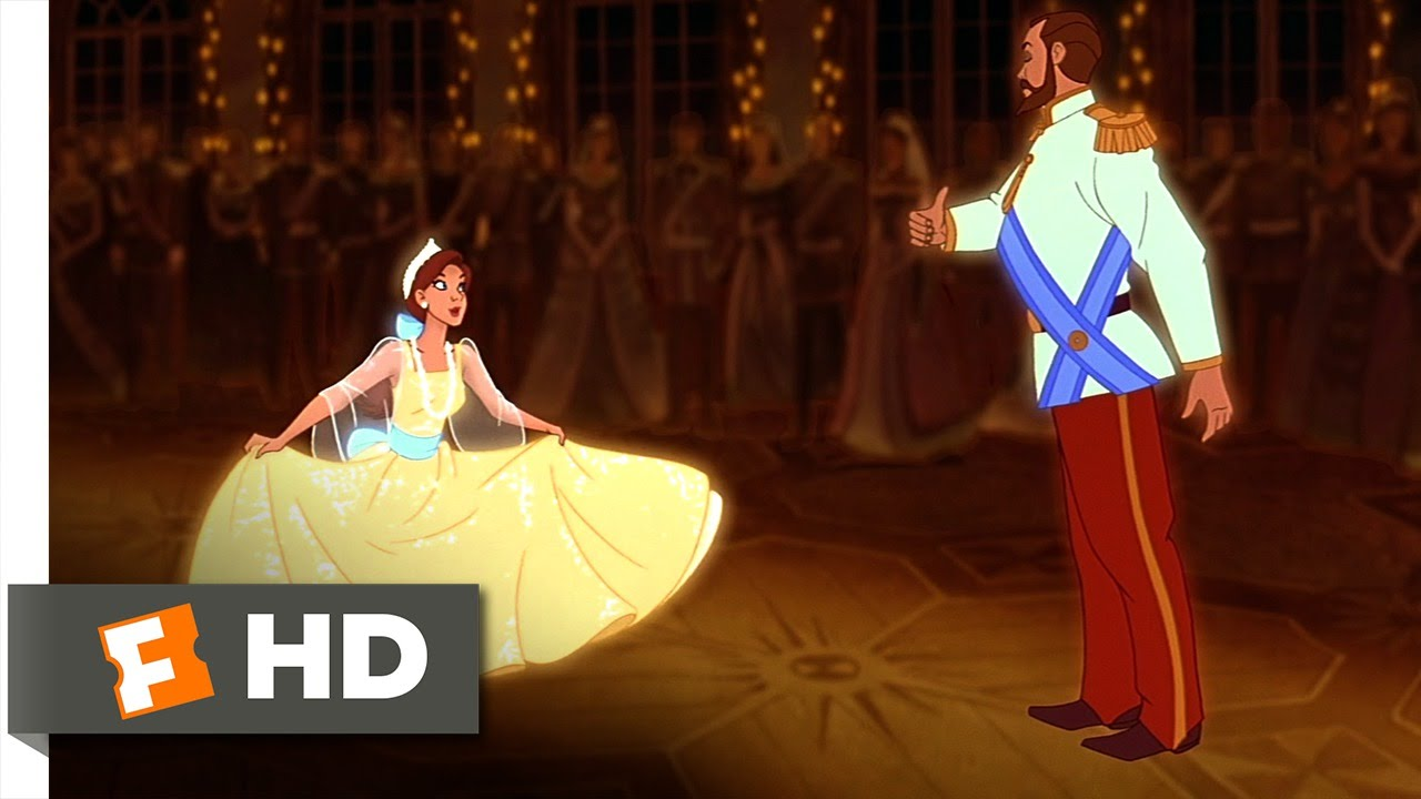 7fe9c513f1c9 Anastasia (1/5) Movie CLIP - Once Upon a December (1997) HD - YouTube