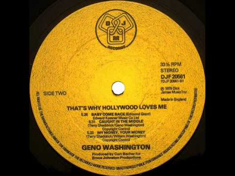 Geno Washington - Caught In The Middle (1979)
