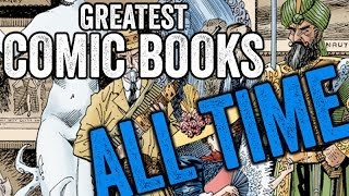 League of Extraordinary Gentlemen: The Greatest Comic Books of All Time Ep.3