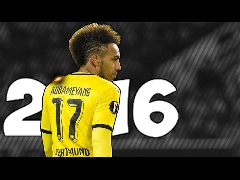 Aubameyang ● Broken Wings ● Goal Show ● 2015/16 || HD ||