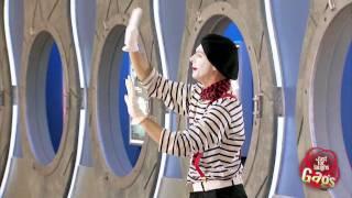 Mime Hits Invisible Wall Prank
