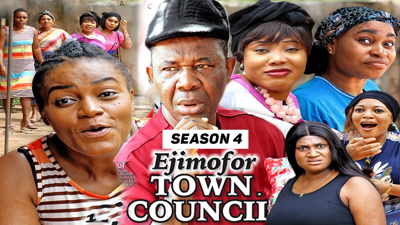EJIMOFOR TOWN COUNCIL (SEASON 4) {TRENDING NEW MOVIE} - 2021 LATEST NIGERIAN NOLLYWOOD MOVIES
