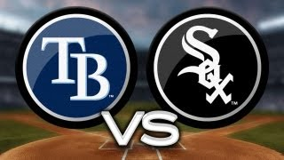 4/25/13: Dunn, Sale propel White Sox past Rays