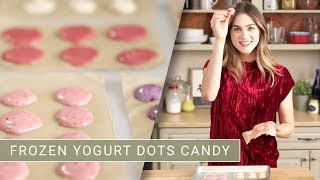 Frozen Yogurt Dots Candy - How To Recipe | Dini Klein
