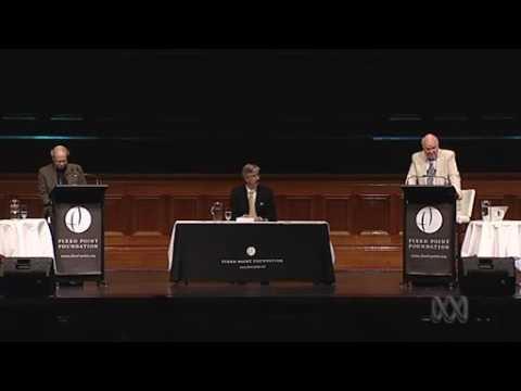 Peter Singer vs John Lennox: Is There a God?
