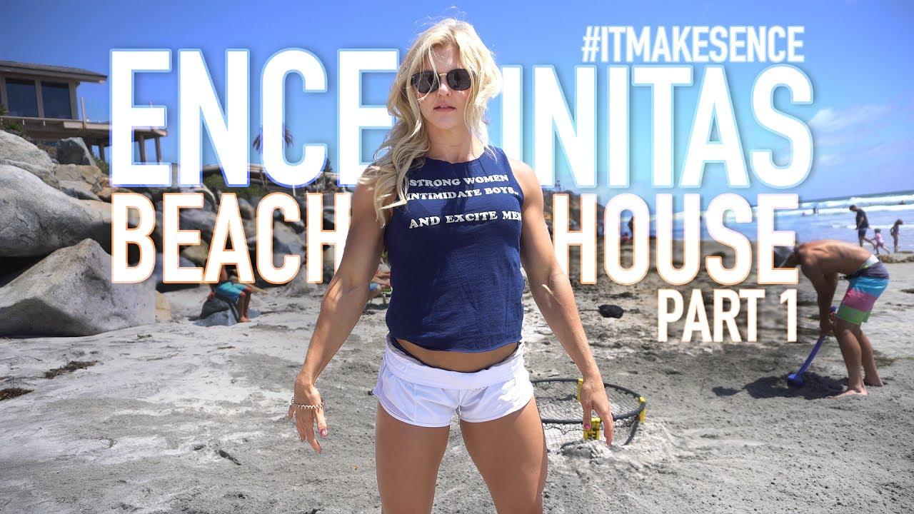 Brooke Ence -  ENCEinitas Beach House Part 1