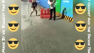 After a long days sachin play street cricket whatsapp status