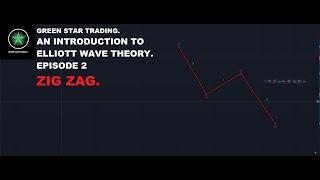 Introduction to Elliot Wave. Episode 2 (Zig Zag)