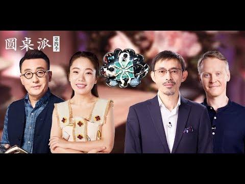 圆桌派 第四季 EP25 游历:不远万里来到中国