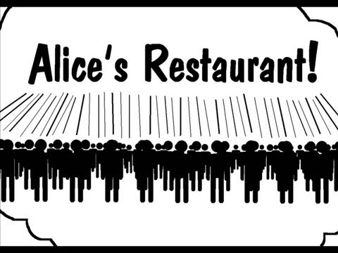 Alice's Restaurant Illustrated (Part 2)