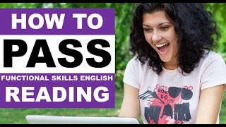 How to Pass Functional Skills English Reading Level 2
