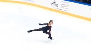 Алена Косторная Aliona Kostornaia КП Контрольные прокаты 12 09 2020