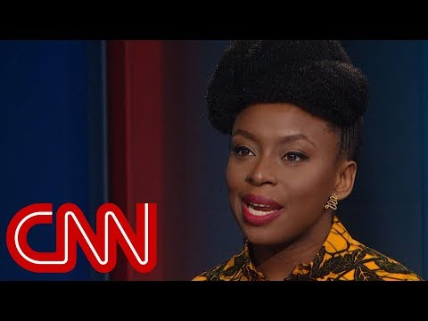 Chimamanda Ngozi Adichie talks feminism, #MeToo movement