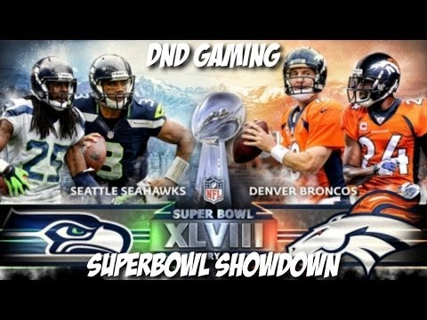SUPERBOW XLVIII HIGHLIGHTS | DENVER BRONCOS VS. SEATTLE SEAHAWKS | DND | CHECK OUT KOOLAIDMAN100X