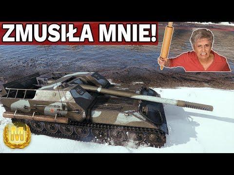 KOBIETA MNIE MĘCZY! - WORLD OF TANKS thumbnail