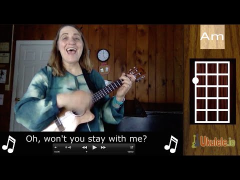 Stay With Me Easy Ukulele Songs - 21 Songs in 6 Days: Learn Ukulele the  Easy Way