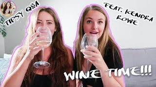 Gambar cover WINE TIME with Kendra Rowe!