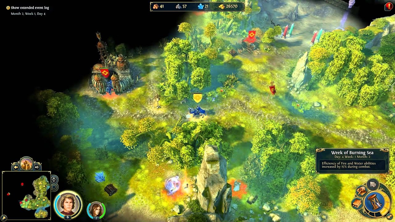Heroes Of Might And Magic Iv Walkthrough