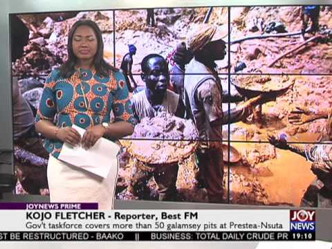 Joy News Prime (7-7-17)